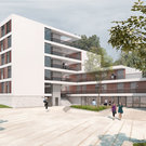 Design for new student accommodation