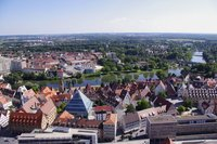 The cities of Ulm and Neu-Ulm