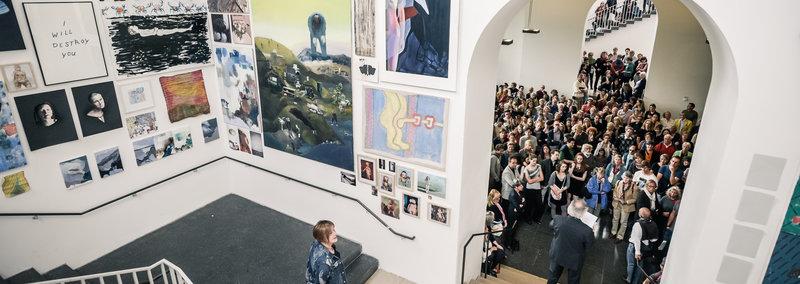 Akademie der Bildenden Künste München: Study in Bavaria