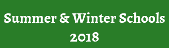 summer schools and winter schools in Germany, Bavaria 2018